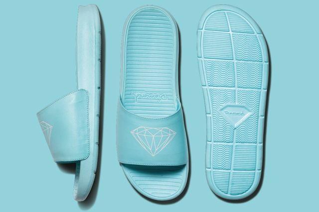 Diamond Supply Co Fairfax Slides 1