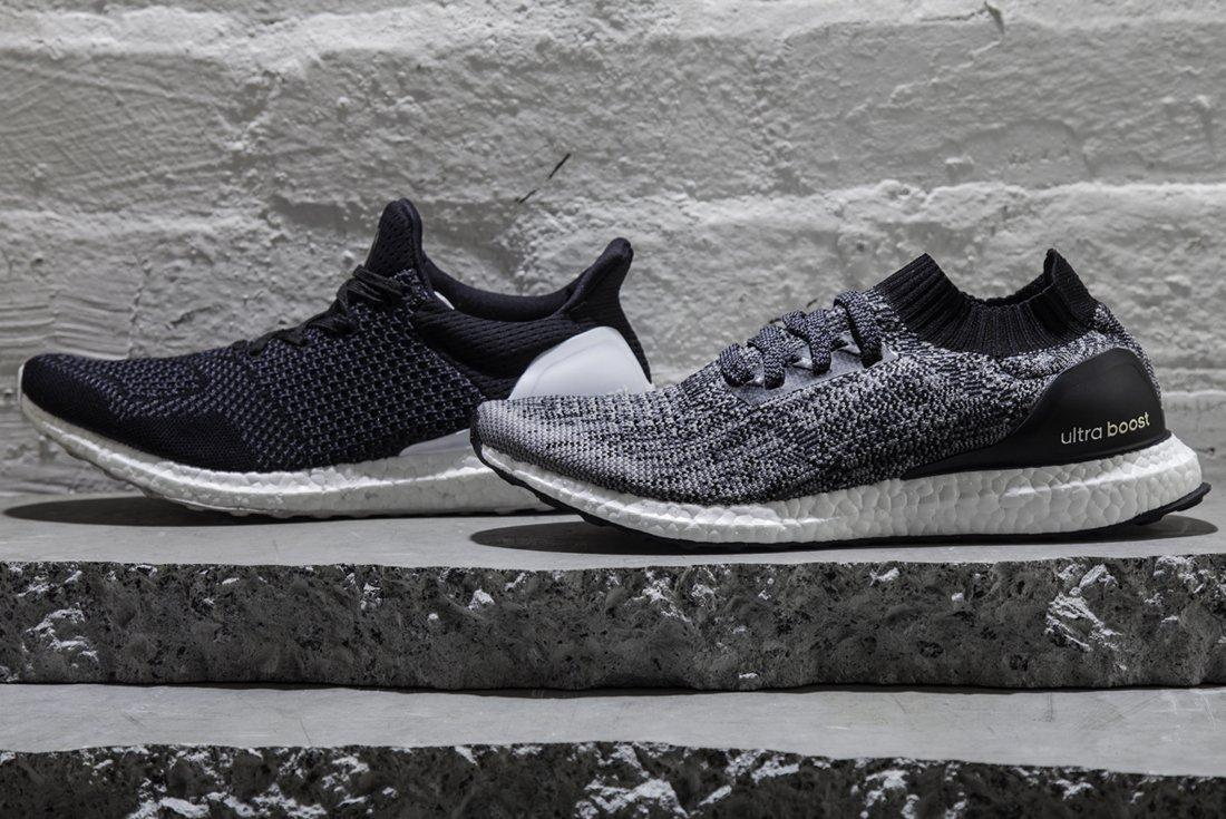 Adidas Ultraboost Uncaged Comparison 2