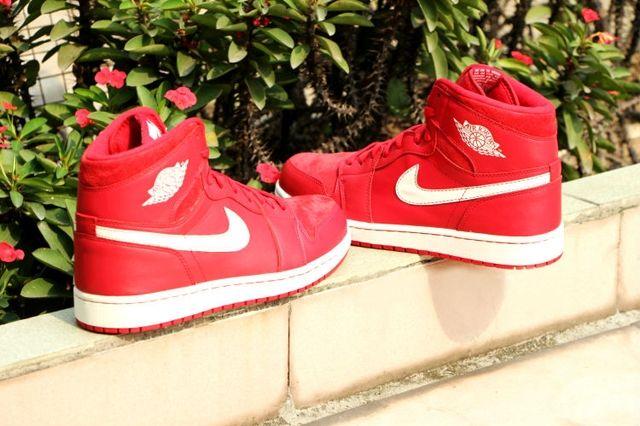 Air Jordan 1 High Og Gym Red 6