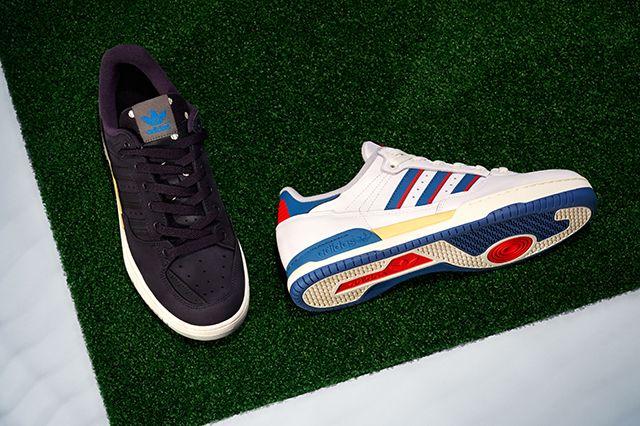Adidas Originals Tennis Super Torsion Court Strategy 1