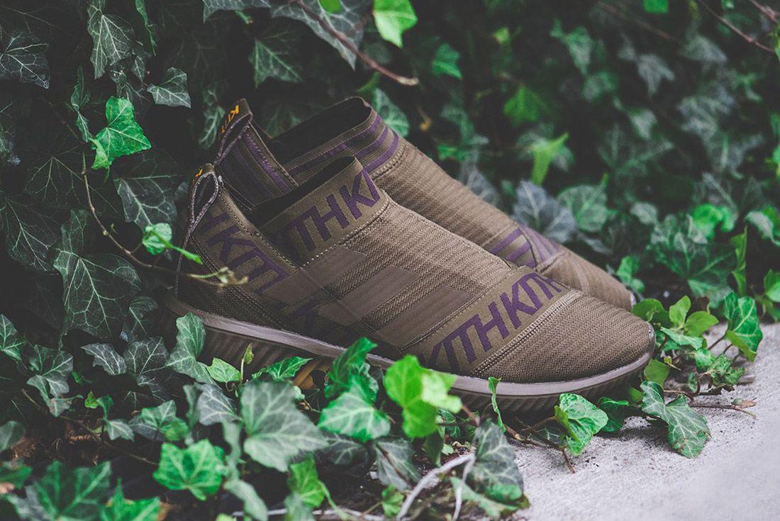 Kith Adidas Nemeziz Brown 3