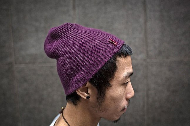 Hong Kong Sneaker Snaps Supreme Beanie 1