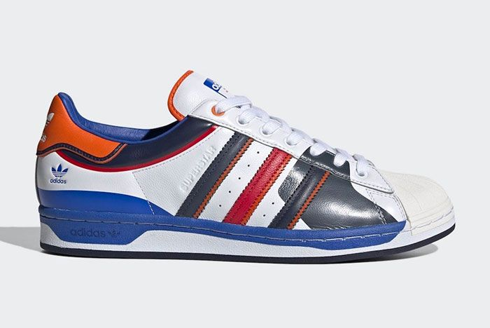 Adidas Superstar Starting Five Right