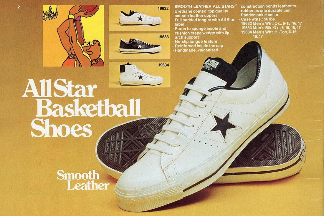 History Of Converse One Star Advertisement 6
