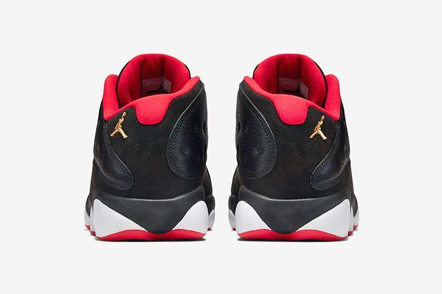 Air Jordan 13 Xiii Low Bred Bump 4