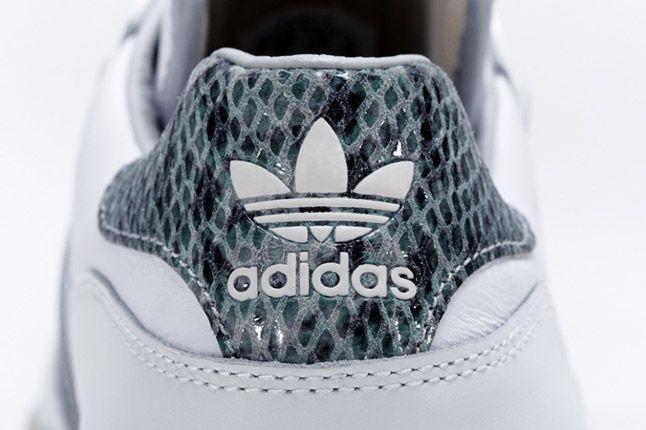 Grey Adidas Rivalry Lo Limited Edition Heel 1