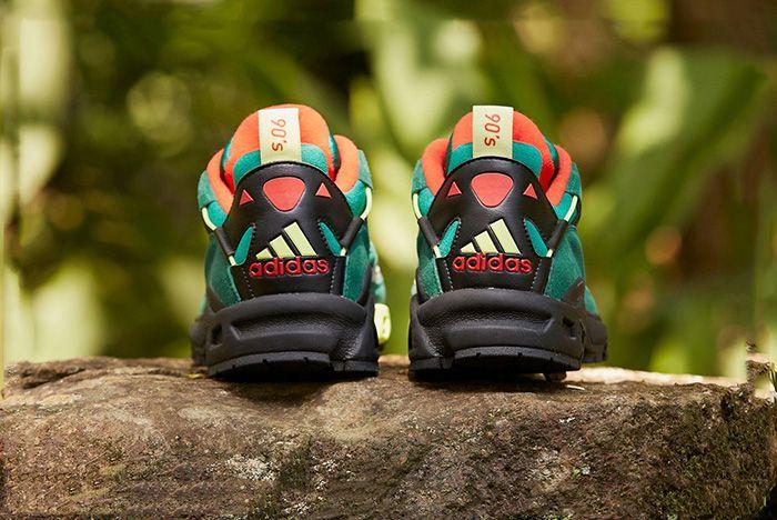 Adidas Lxcon Size Vietnam Heel