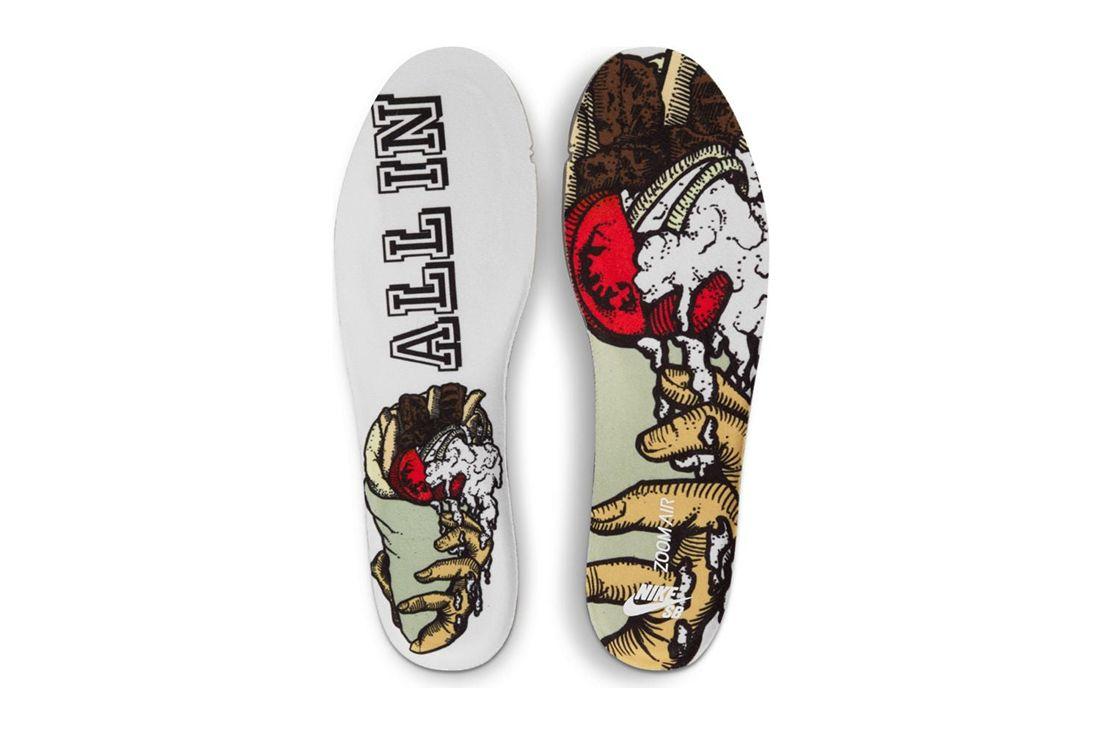 Color Skates x Nike SB Dunk High Kebab & Destroy