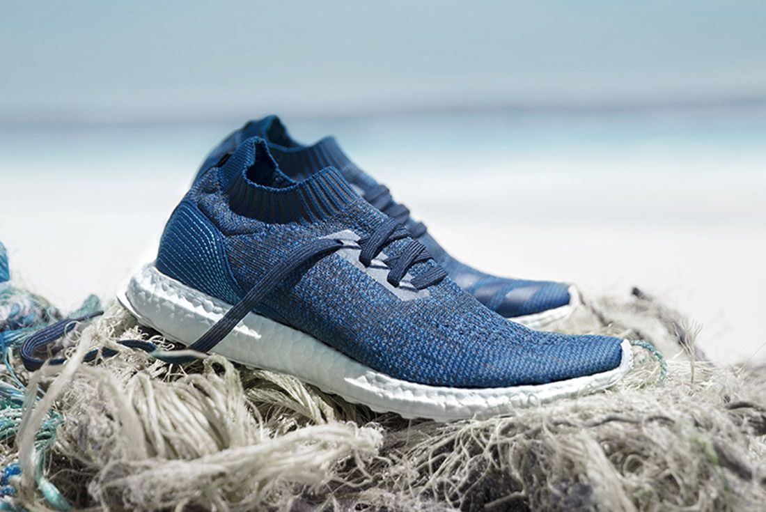 Parley For The Oceans Adidas Boost New 5