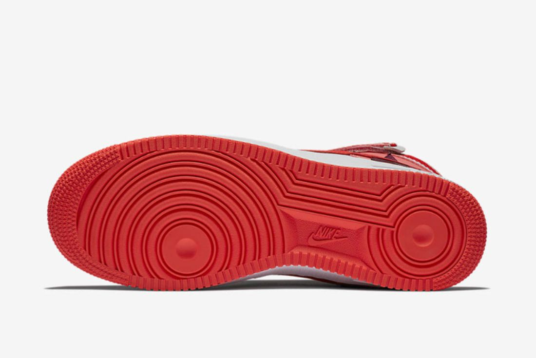 Riccardo Tisci Nike Air Force 1 High 13
