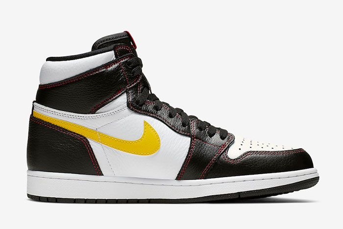 Air Jordan 1 High Og Defiant Cd6579 071 Medial Side Shot