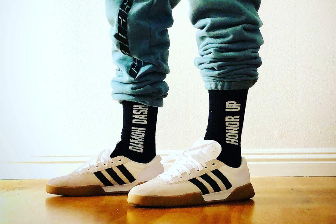 Kanye West Honor Up Merch Damon Dash Sneaker Freaker 2