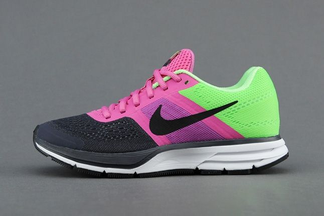 Nike Air Pegasus30 Green Pink Profile 1