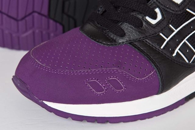 Asics Gl3 50 50 Purple Black Sns Bump 2
