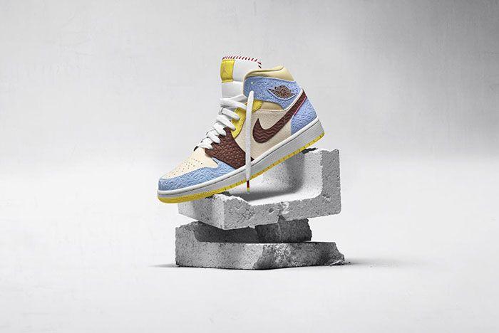 Jordan Brand Air Jordan 1 Fearless Ones Collection Nike Promo30