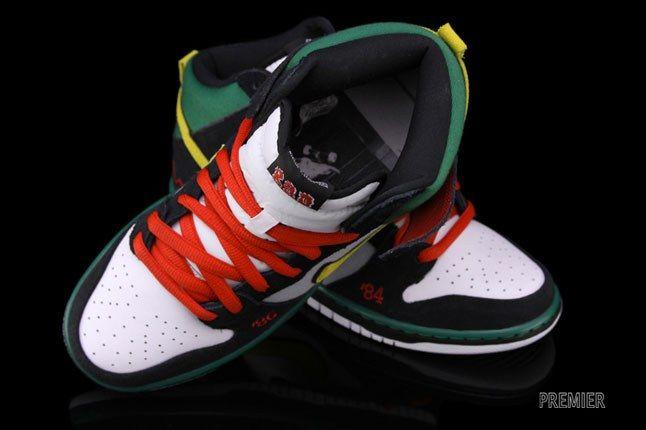Nike Dunk High Mcrad On Top 1
