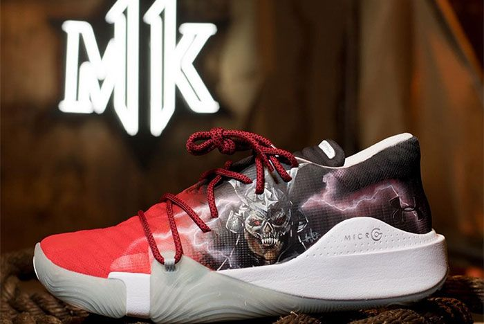 Under Armour Mortal Kombat Release Date 1