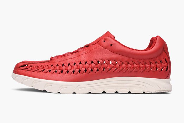 Nike Mayfly Woven Leather 4