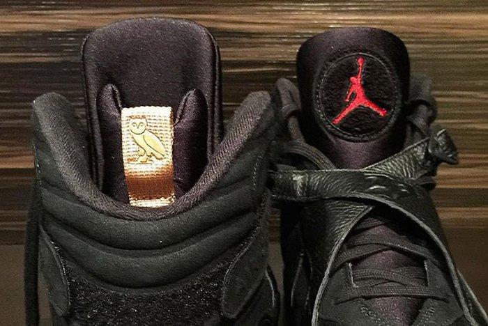 Jordan Brand To Release Ovo Air Jordan 8 Colab In 20184