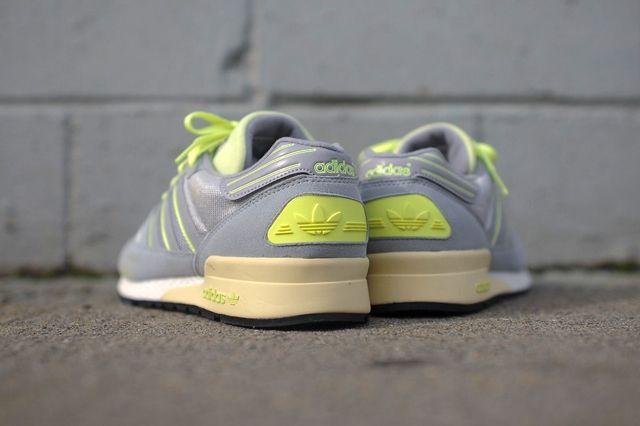Adidas Zx 710 Grey Volt 1