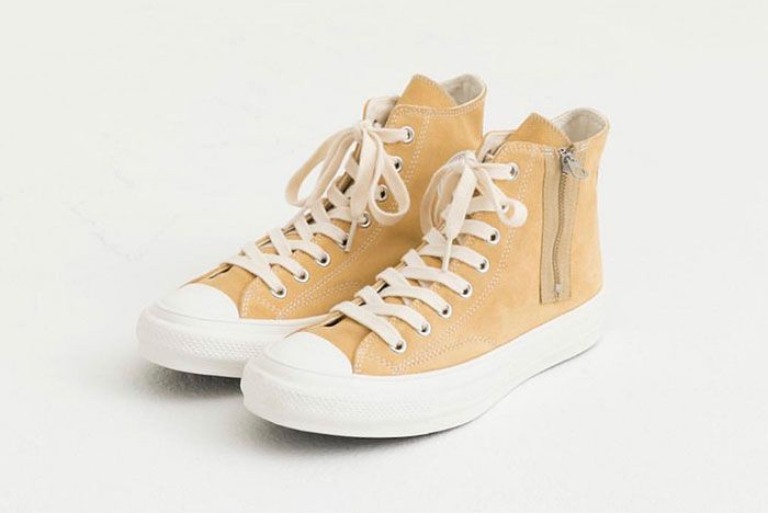 Human Made Converse Addict Chuck Taylor All Star Zip Release Date Price Info 01 Pair Angle
