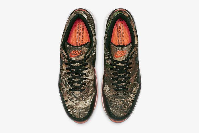 Nike Air Max 1 Golf Realtree Camo Top