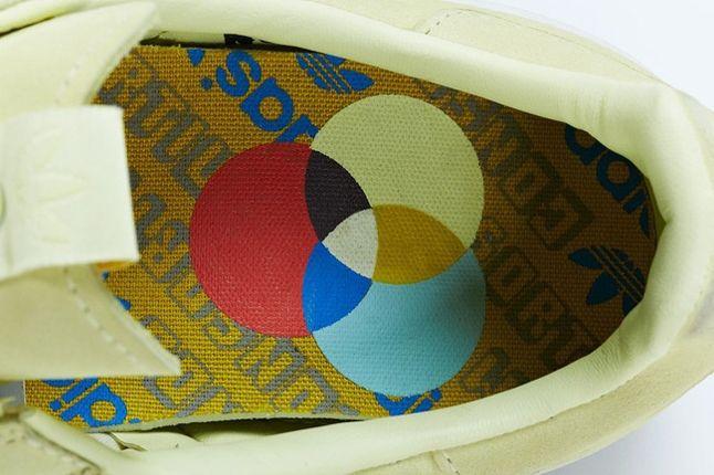 Adidas Consortium Adicolor Butter Footbed Detail 1