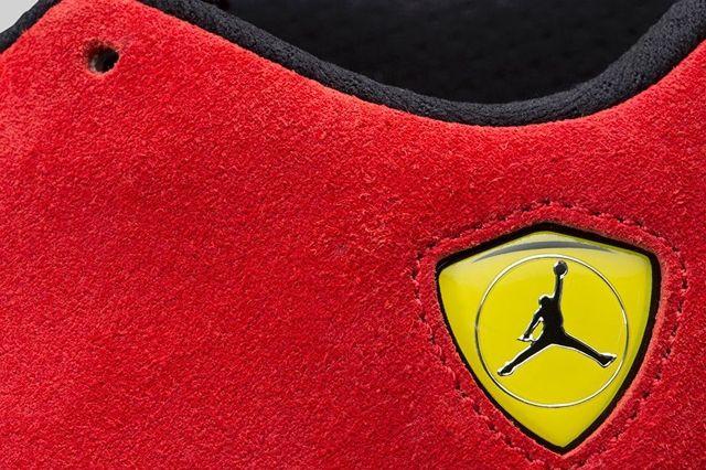 Air Jordan 14 Ferrari Bump 4