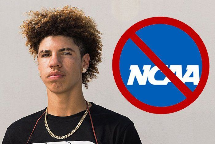 La Melo Ball Big Baller Brand Ncaa