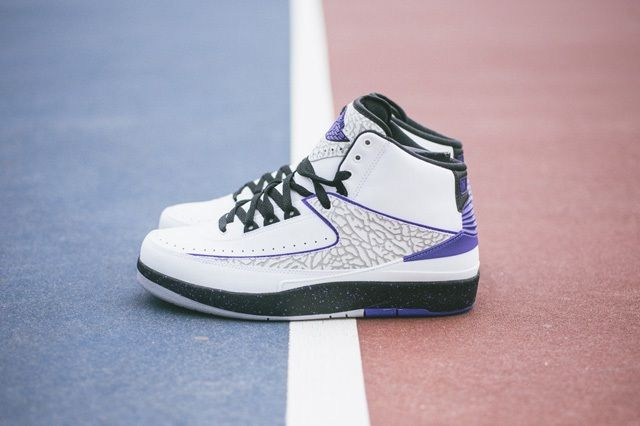 Air Jordan 2 Dark Concord Bump 8
