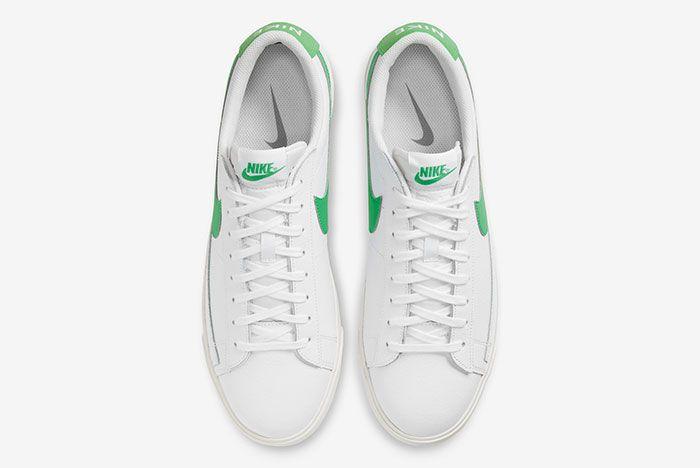 Nike Blazer Low Green Spark Ci6377 105 Top