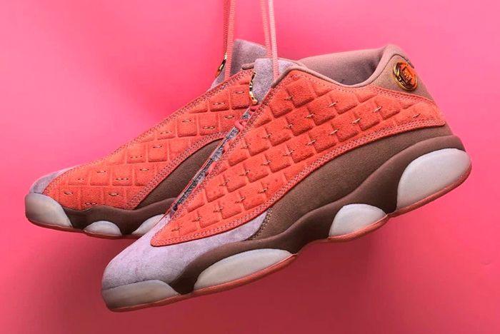 Clot Air Jordan 13 Release