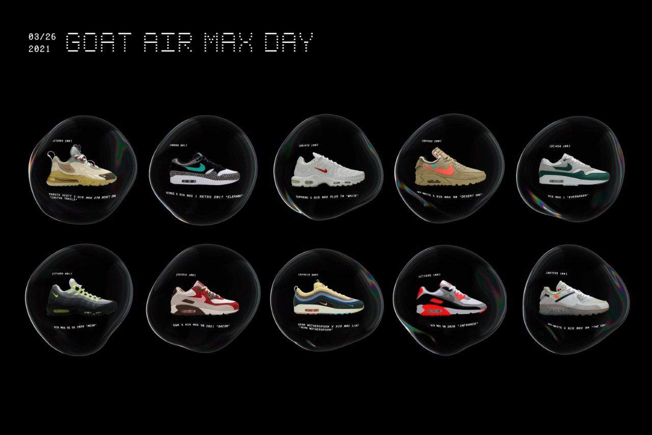 goat air max day 2021