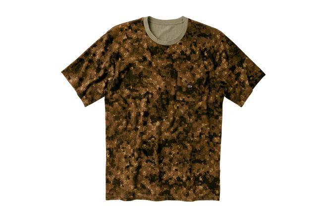Vans Otw Hyperstealth Camo Pack Tshirt 1