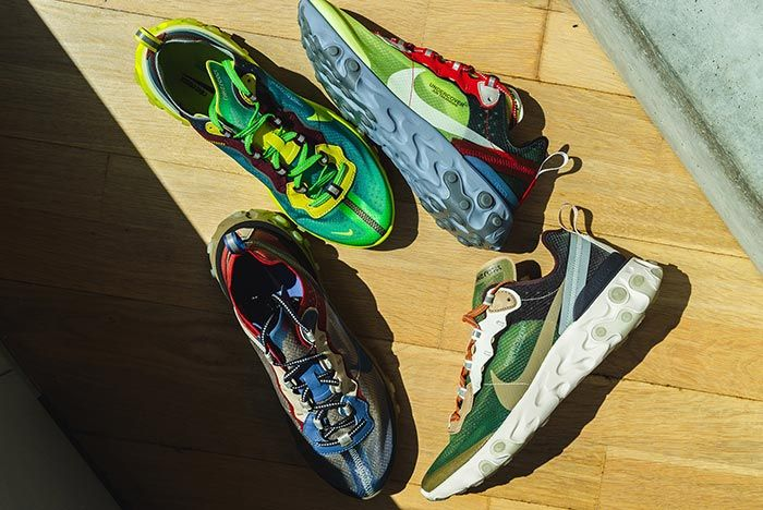 Nike React Element 87 Undercover 16