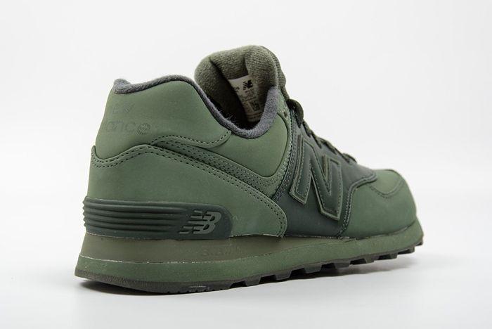 New Balance 574 Military Green 4