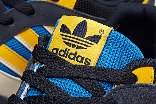 Adidas Zx 100 Blue Bird Sunshine 4