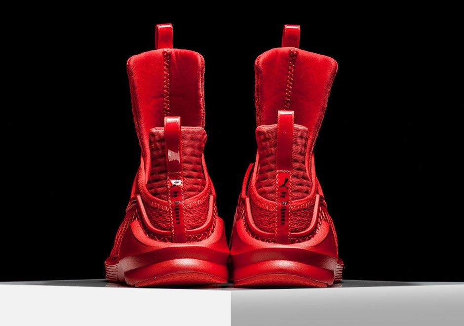 Rihanna Puma Fenty Trainer Red Alert 1