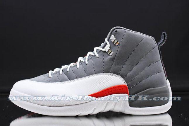 Air Jordan 12 Cool Grey 01 1