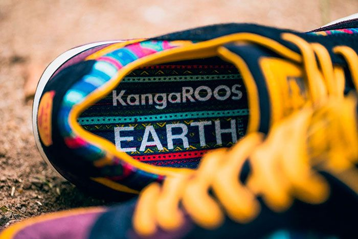 Kangaroos Earth Water Ultimate 80 Insole