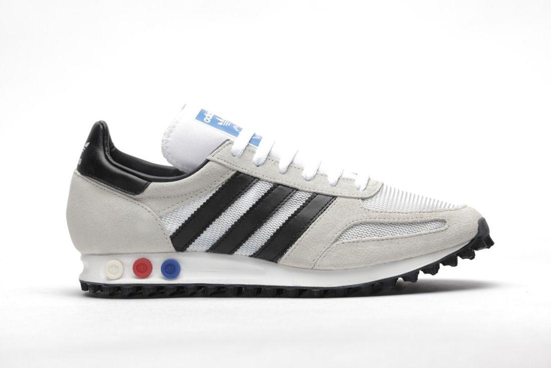 Adidas La Trainer Vintage White3