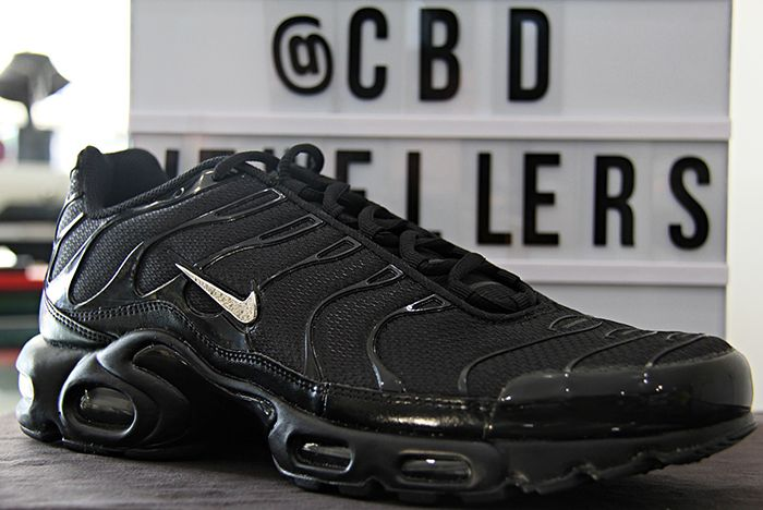 Iced Out Air Max Plus 2