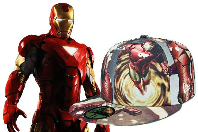 New Era Iron Man2 1 1