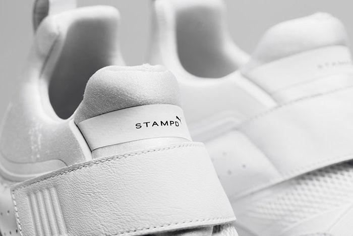 Stampd X Puma Strapped Blaze Of Glory5