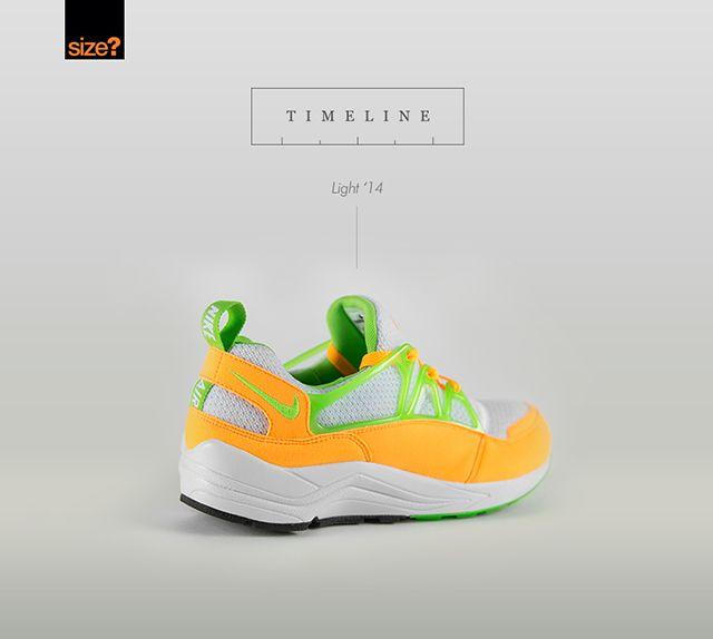 Nike Huarache Light Atomic Mango
