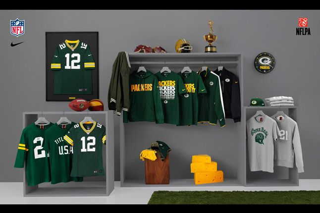 Nike Nfl Fanwear Green Bay Packers 1