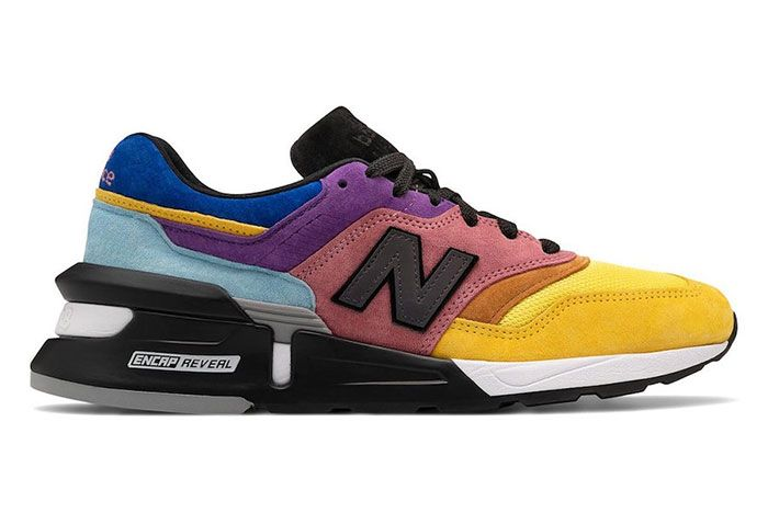 New Balance 997 Baited Lateral