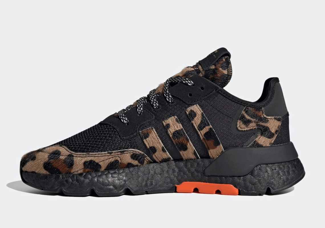 Uptown Deluxe x adidas Nite Jogger