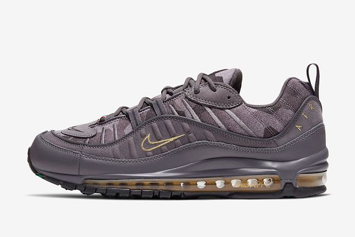 Kylian Mbappe Nike Air Max 98 Ct1531 001 Release Date Official