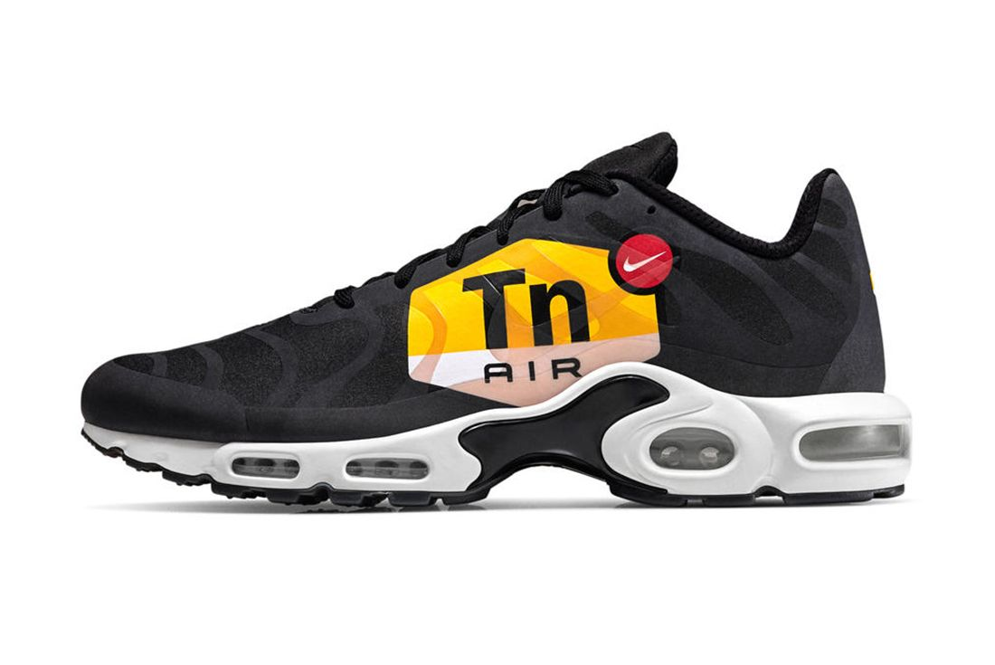 Nike Air Max Plus History Sneaker Freaker 9